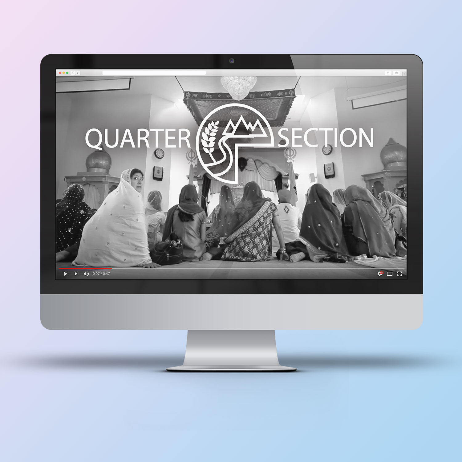Quarter Section Collective Promo Video